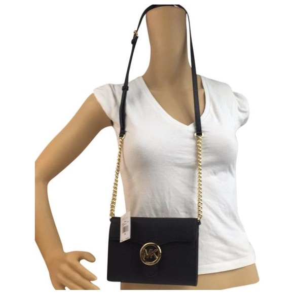 c7bfacb77450 Michael Kors Bags   Pebble Leather Crossbody Bag   Poshmark